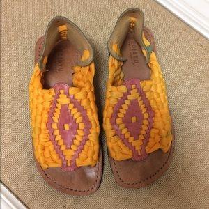 Bed Stu Huarache sandals